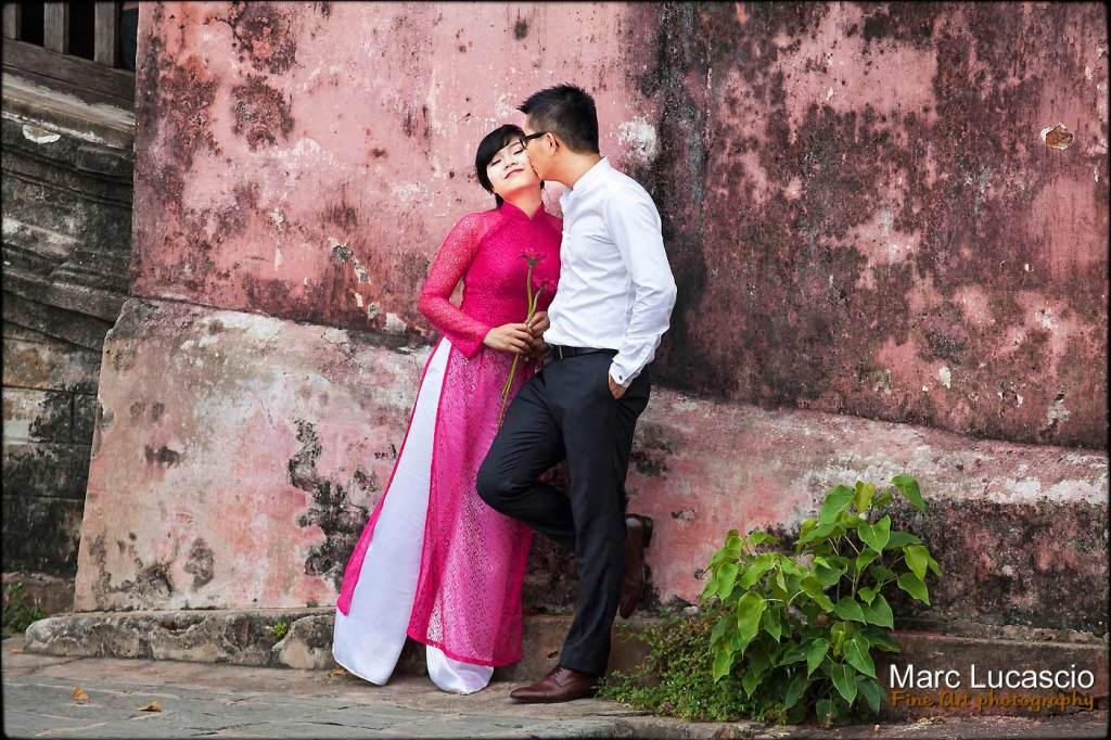 photographie de couple mariage