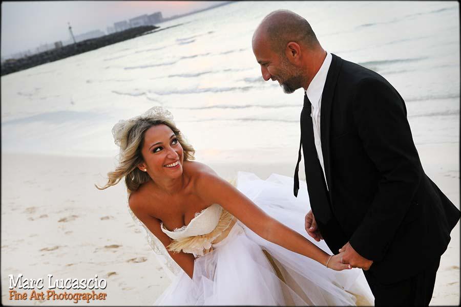Dubaï photo de couple