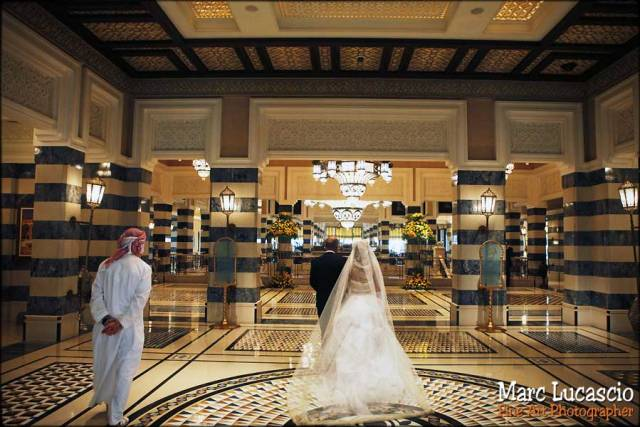 Dubai photo palace mariage
