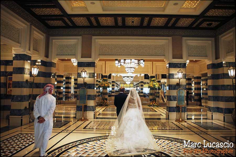 Dubai photo palace mariage