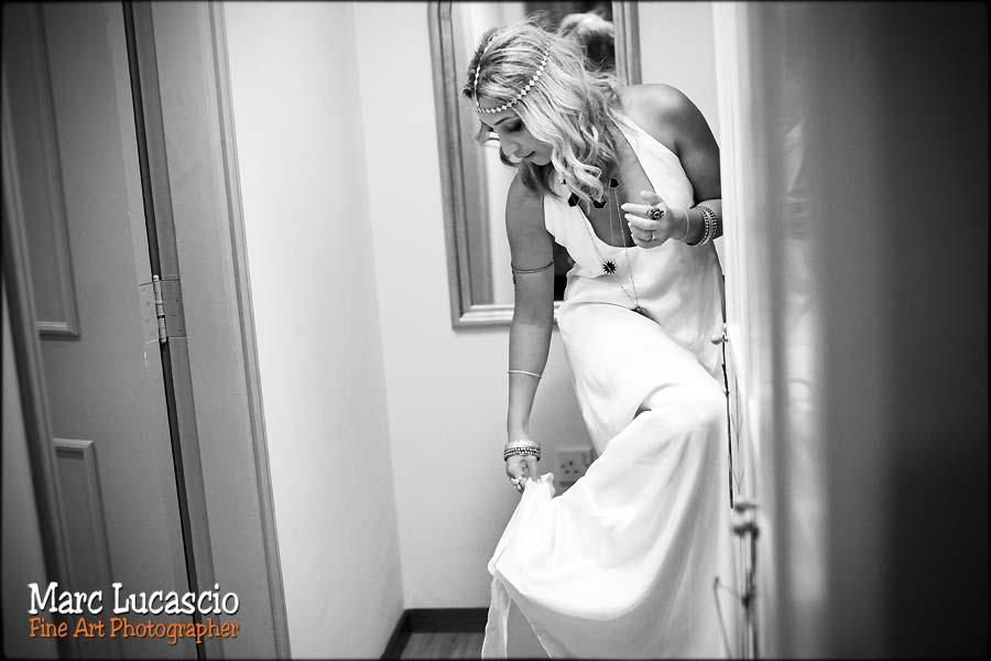 Dubaï photo préparation robe de soirée