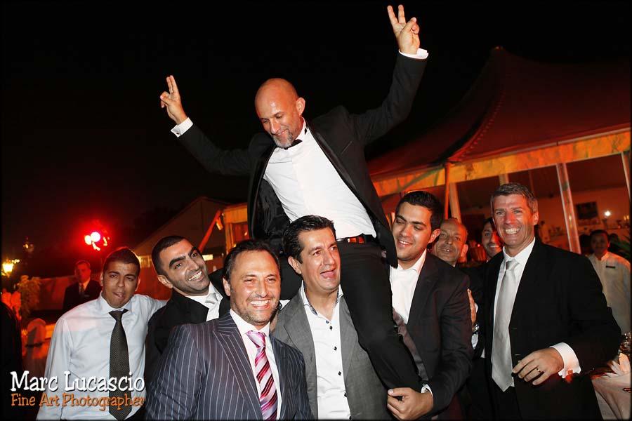groupe mariage Dubaï