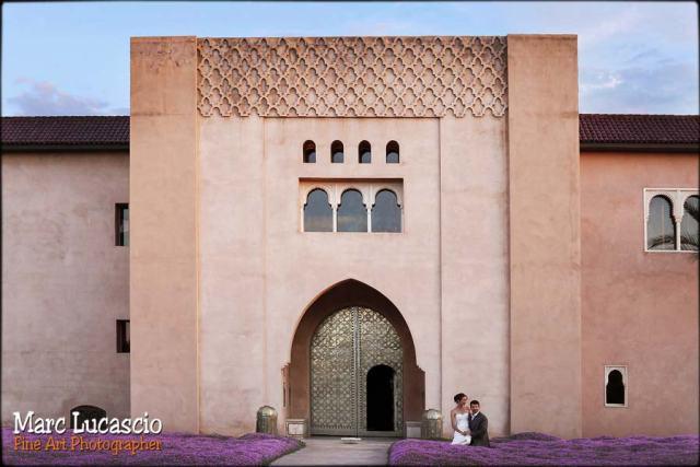 ksar char bagh mariage Marrakech