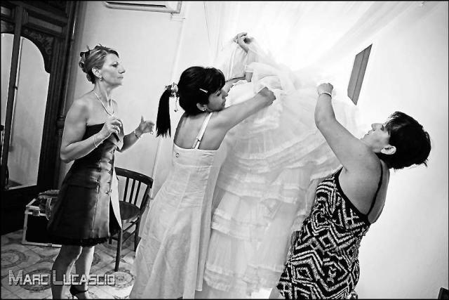 Célébration mariage en Italie sous le soleil de la Calabre