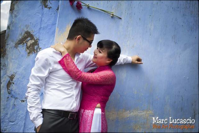 photo mariage Vietnam hoi an