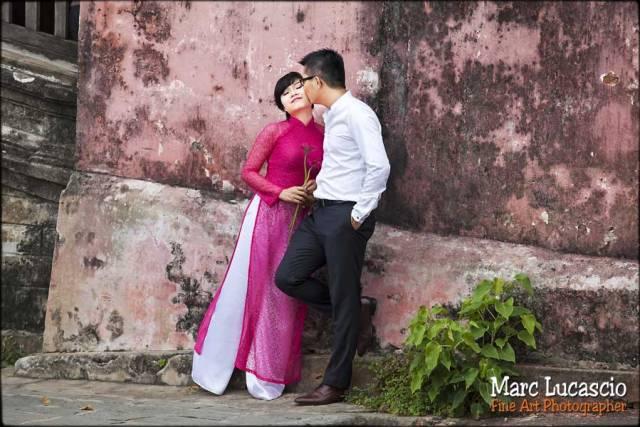 Photo mariage au Vietnam à Hoi An, une chance inespérée
