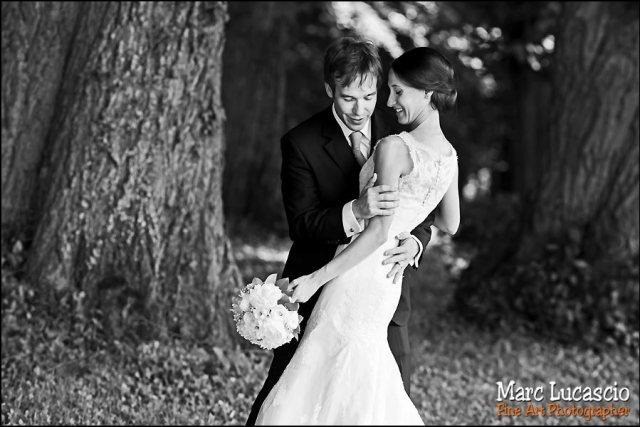 belle photo couple mariage