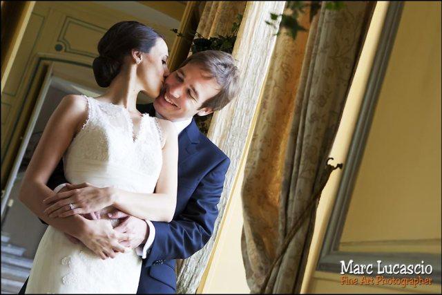jeunes maries mariage chateau de neuville
