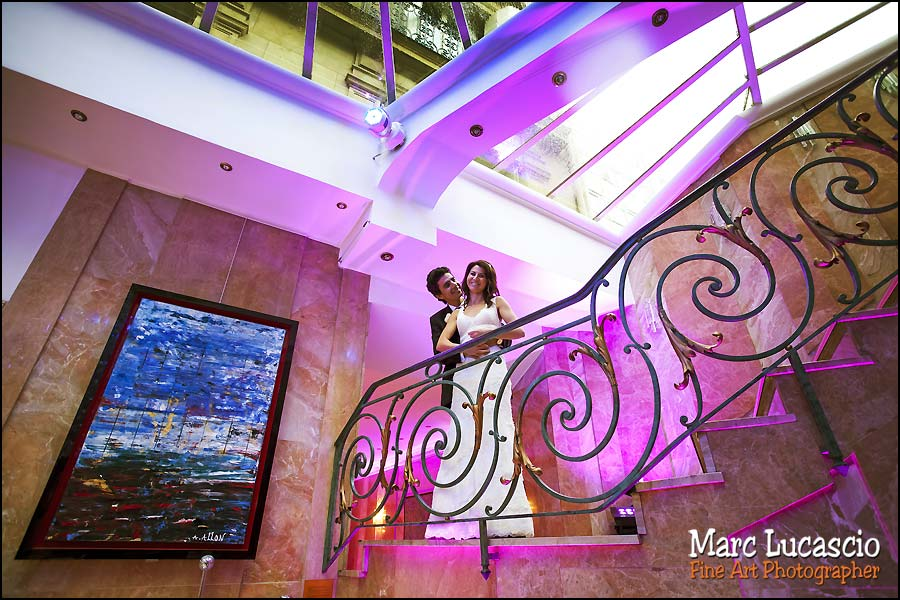 mariage juif salons hoche paris