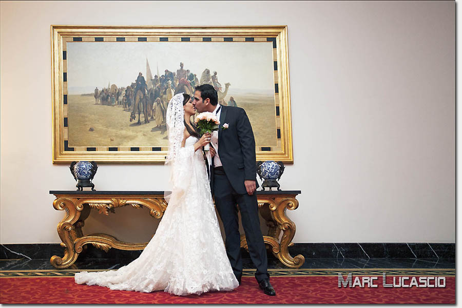Photo mariage de couple Le Caire