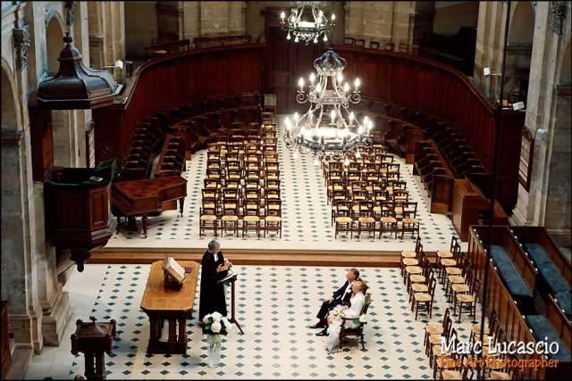 Oratoire du Louvre à Paris
