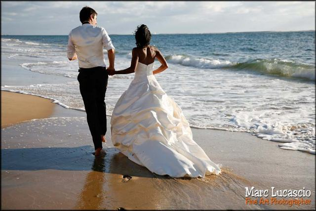 day after mariage trash the dress