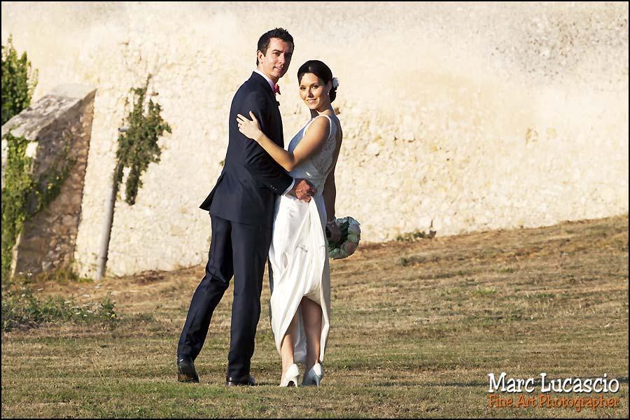 mariage saint emilion photo portrait couple