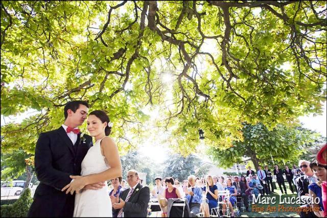 mariage sous les chênes saint emilion