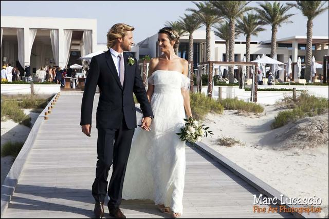 monte carlo beach mariage abou dabi
