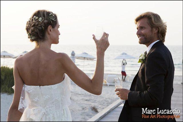 Abu dhabi mariage Français photographe français