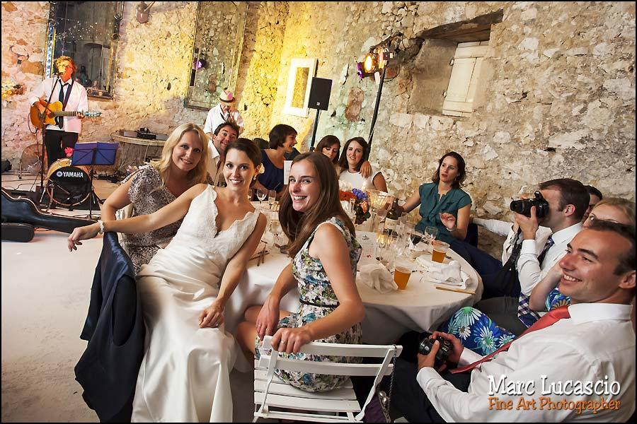 photo grange mariage saint emilion
