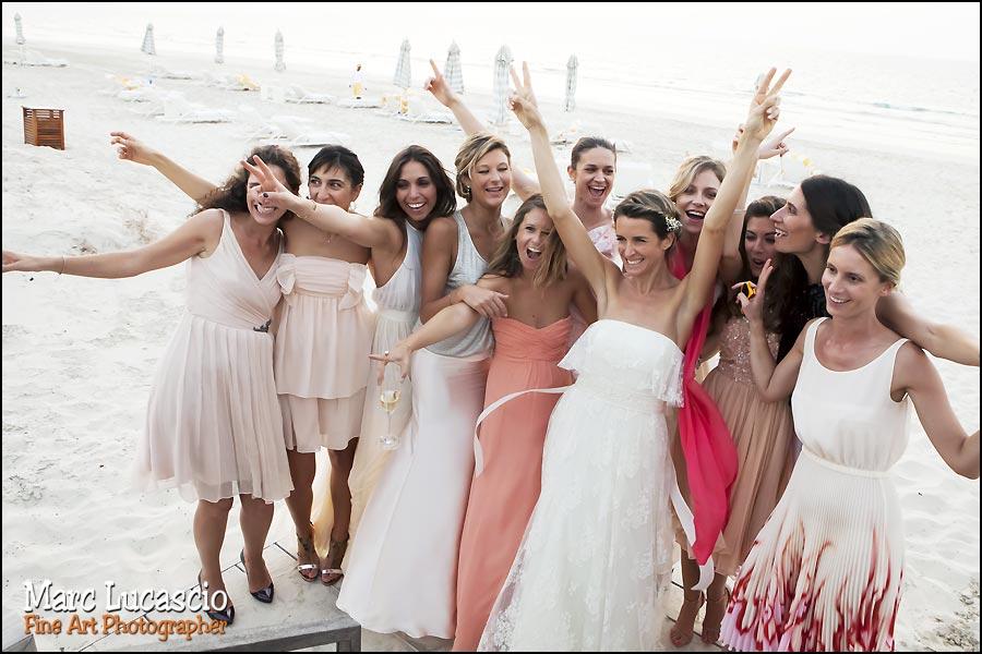 wedding photography Abu Dhabi groupe de fille