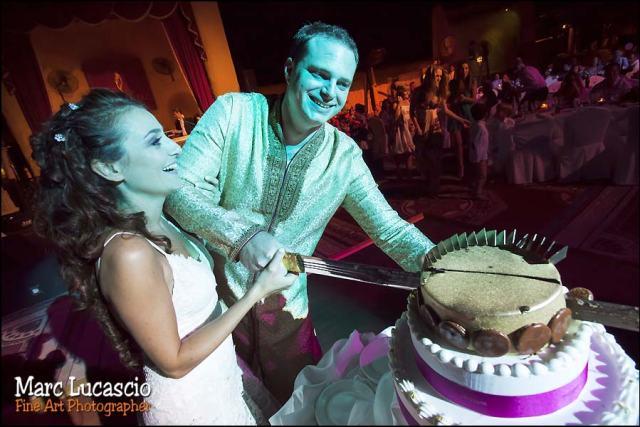 bab al shams gateau mariage