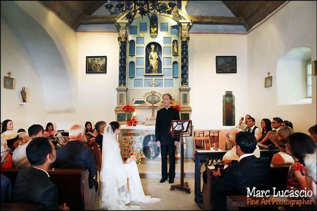 photo mariage chapelle ile d'ogoz