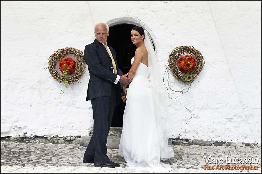 photo-mariage ile d'ogoz chapelle
