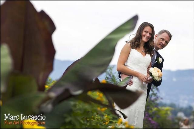 mariage Montreux couple tele objectif
