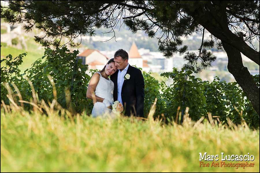 mariage Montreux portrait couple