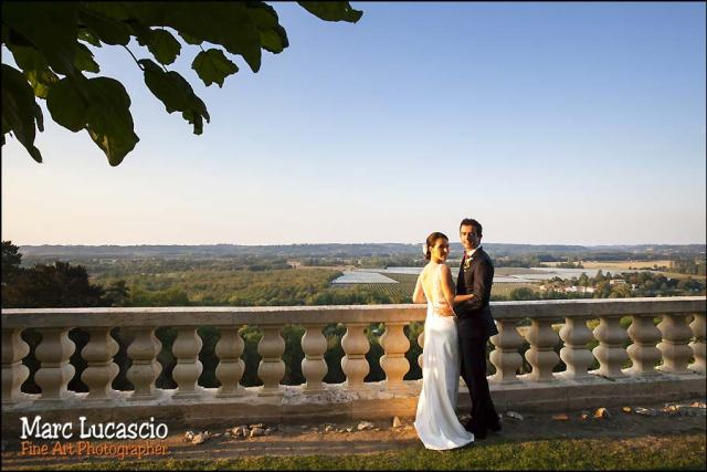 photo mariage panorama saint emilion