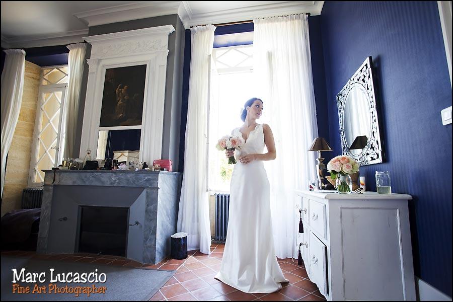photo mariage château soulac