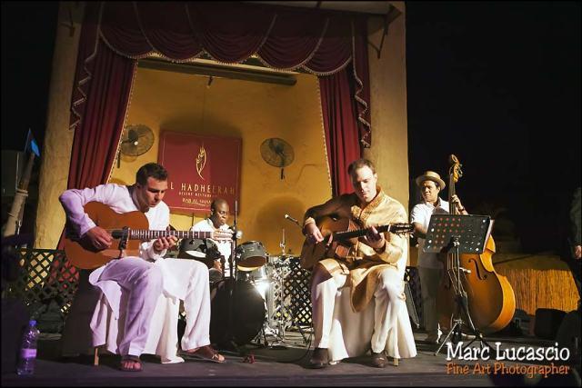 Bab al Shams orchestre mariage