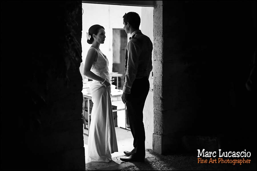 photo soiree mariage chateau soulac
