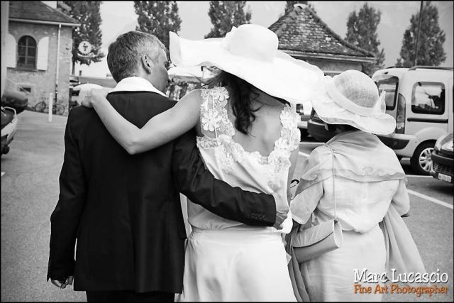 photographe mariage Cully bourg en lavaux