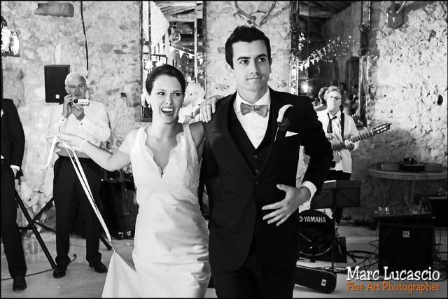 première danse mariage château soulac