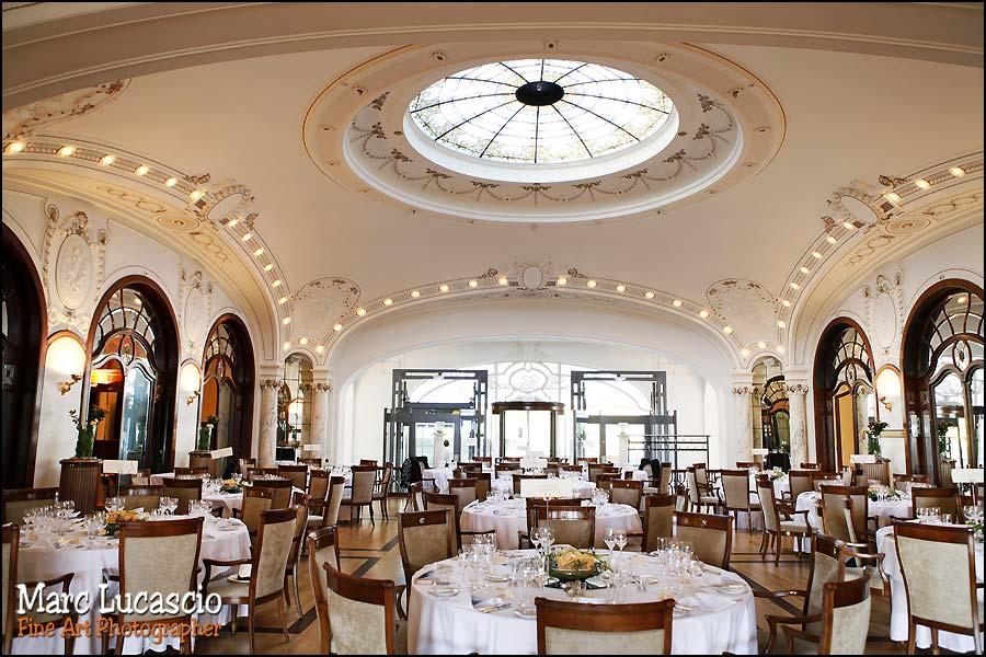 salle mariage Montreux petit palais