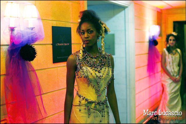 Portrait fashion lumière naturelle