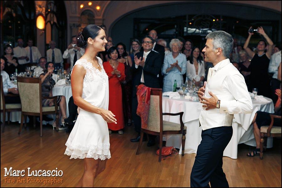 soirée mariage Montreux petit palais