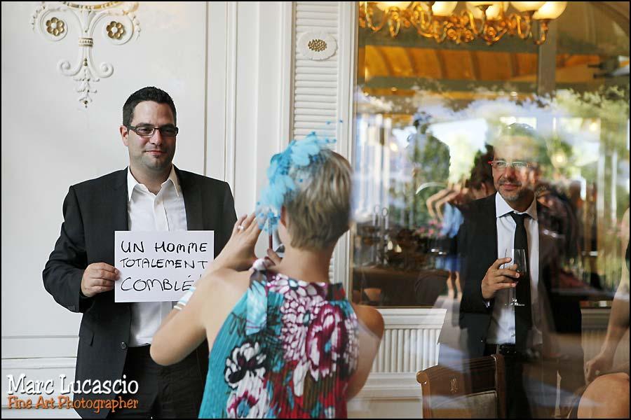 témoin mariage Montreux
