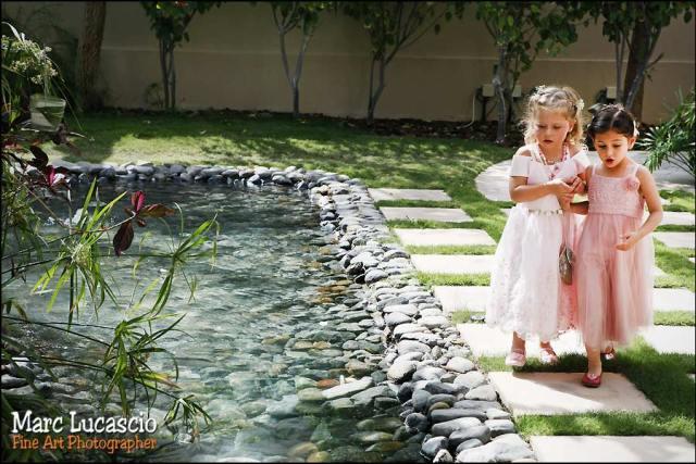 Dubai photo mariage enfant