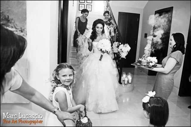 Cortège mariage à Dubaï