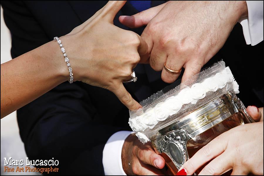 mariage persan pot de miel