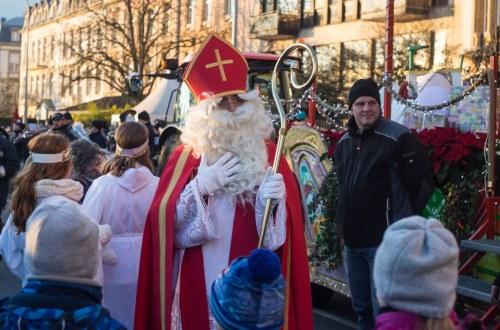 Saint Nicholas in Luxembourg - photographer Vio Dudau