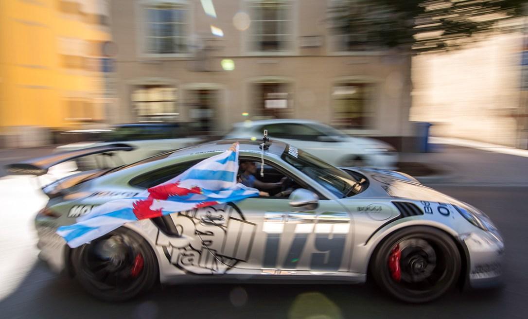 modball rally luxembourg