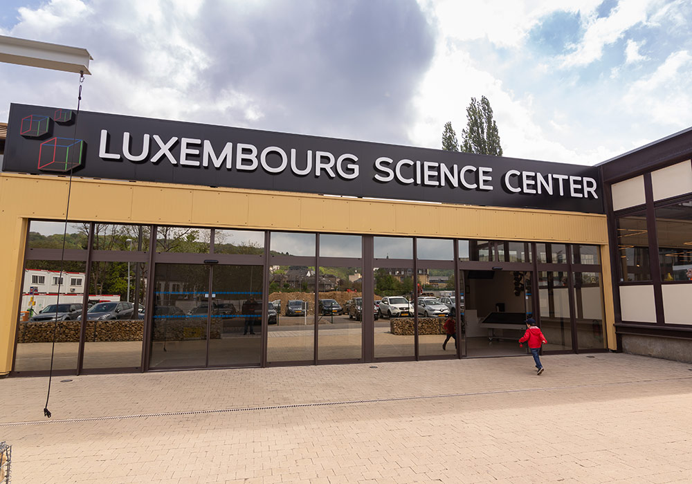 Luxembourg Science Center