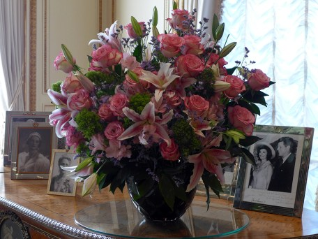 Flowers at Hillwood with photos