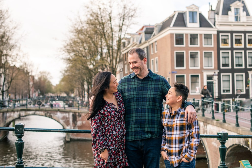 family photographer Amsterdam