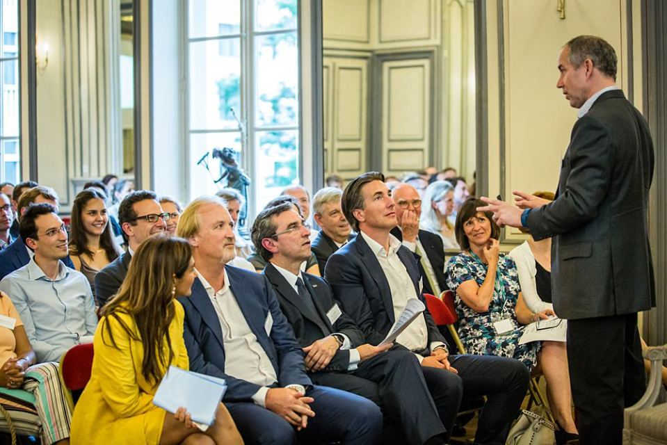 Corporate and event photographer in Brussels