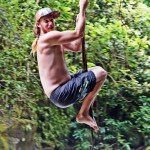 """""""Jungle vineswing"""" of Hannibal by Kevin Hoffman"""
