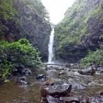 Maui Waterfall Photography