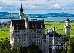 Neuschwanstein Castle -Bavaria, Germany