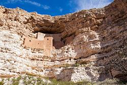 Montezuma Castle Camp Verde Arizona